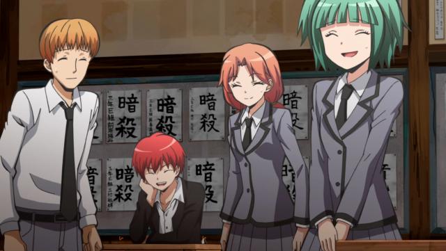Image result for assassination classroom hopeless
