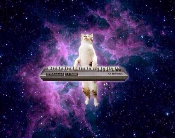 DJ Catastrophe did Parasyte's soundtrack (cat, astro, eh? Eh?).