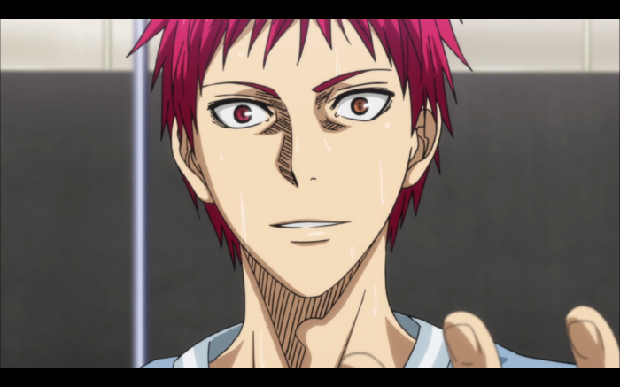 Akashi just wants you to let him touch it. Come on, you're bros! Just one touch!